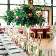 Derek and Meredith's wedding at Middleton Plantation