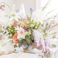 Bright & Vibrant Floral Inspiration Shoot