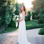 Stephanie and Hans's Tuscan Wedding