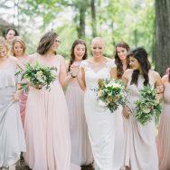 Rachel and Evan's Birmingham Wedding Day