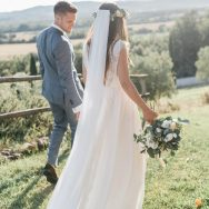 Clizia and Lukas's Tuscan Wedding
