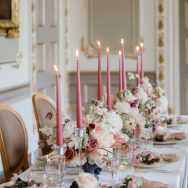 Romantic Castle Inspiration Shoot