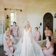 Cara and James's wedding at The Powel Crosley Estate