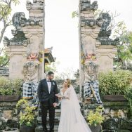 Shelica and Steven's wedding in Bali