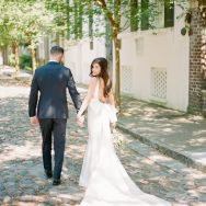 Courtney and Scott's Classic Charleston Wedding