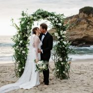 Dominique and Jesse's Laguna Beach wedding