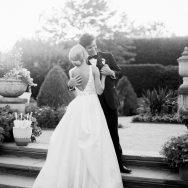 Ashley and Ian's wedding at The Chicago Botanic Garden