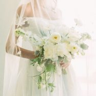 Transformative Floral Inspiration Shoot