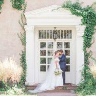Haley and Will's wedding at Los Poblanos