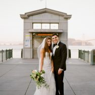 Annie and Mauricio wedding at The San Francisco Ferry Building