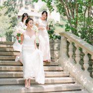 Cindy and Jake's wedding at Greystone Mansion