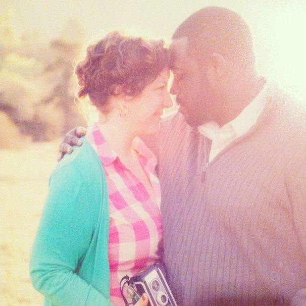 Percy and Jennifer Proposal Photo