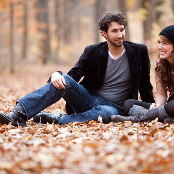 Olivia and Joshua Proposal Photo