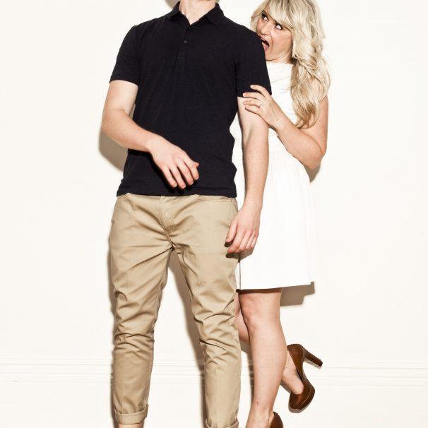 Nikki & Ryan Proposal Photo