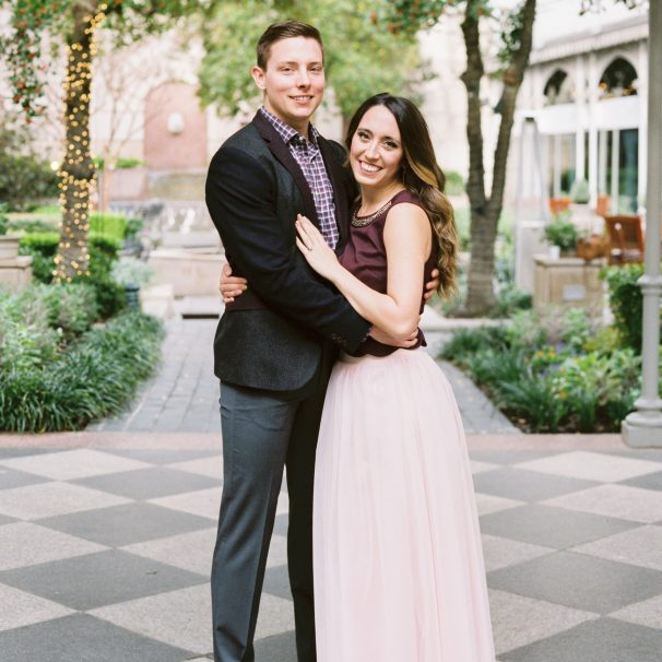 Jenna Cossu and Blake Stromberg Proposal Photo
