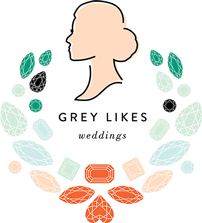 Grey Likes Weddings | Wedding Fashion & Inspiration | Best Wedding Blog
