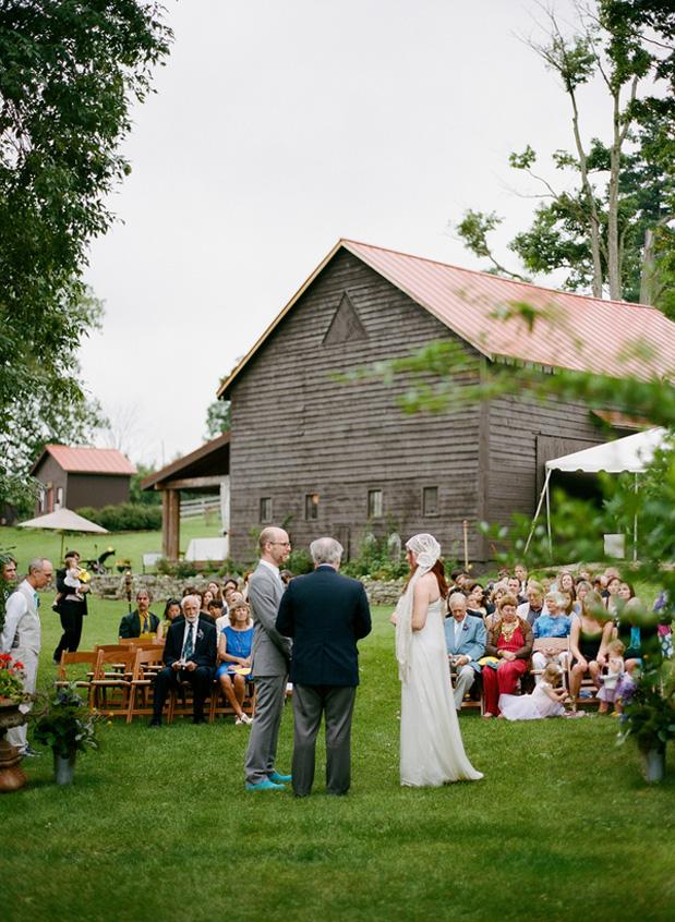 Le Barn Farm Wedding