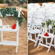 Ombre Wedding & An Inspiring Story