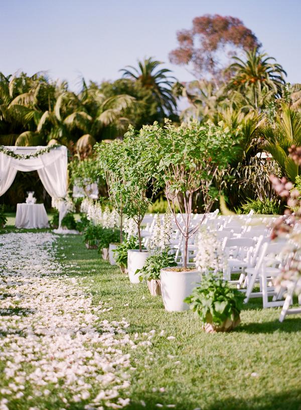 Santa Barbara Four Seasons Biltmore C Wedding Heidi