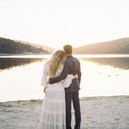 Lakeside Engagement by Michael Radford