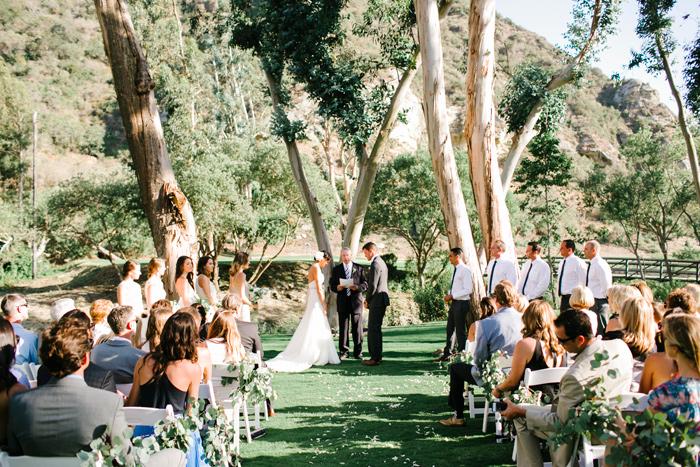 Scout Camp The Ranch At Laguna Beach Wedding