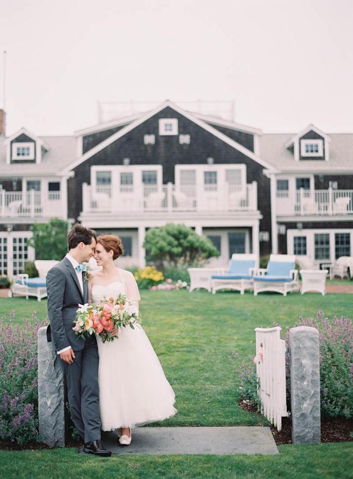 The White Elephant Inn Nantucket Wedding 34