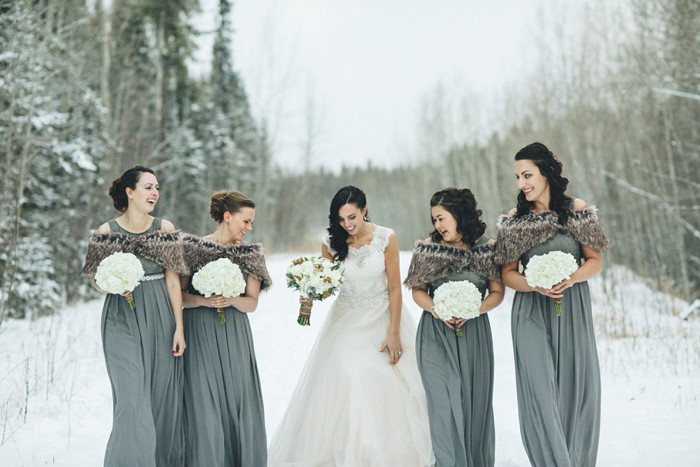 Winter Canada Wedding 5