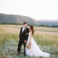 Taylor and Graham's Wedding at Crooked Willow Farms