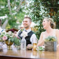 Leanne and Matt's California Ranch Wedding