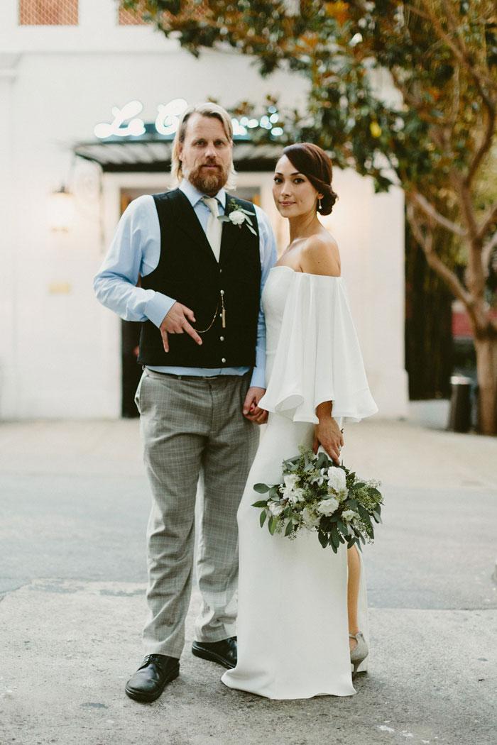 San Francisco Redwoods Loho Wedding Inspiration 38