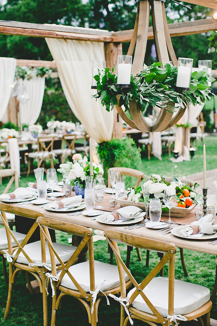 Southern California Citrus Outdoor Wedding Inspiration44