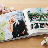 Milk Photo Books To Have And Hold Your Wedding Memories