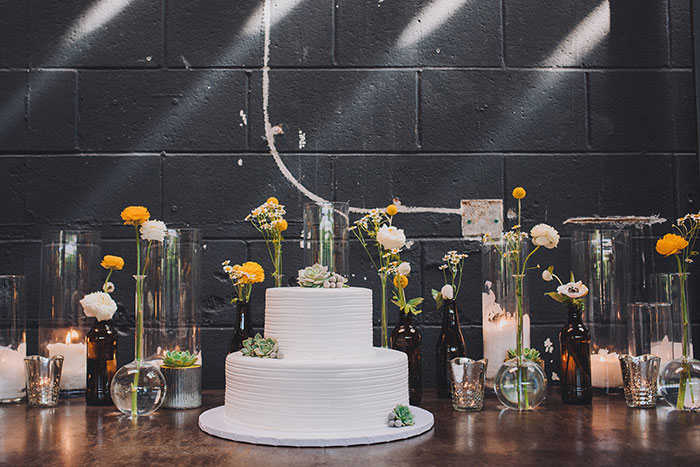 Kat and Zachary's Wedding at SmogShoppe | Best Wedding Blog