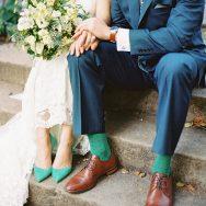 Amanda and Luke's wedding at City Cottage on Chouteau