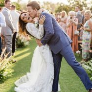 Kate and Mike's Cabo Wedding